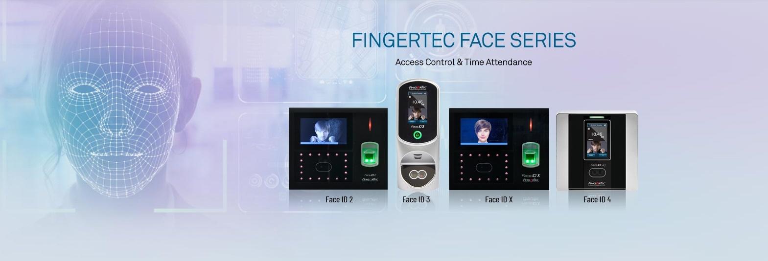 fingertec FaceID timeattendance